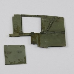 "Engine cover ""Universal Carrier"" (1/35)"