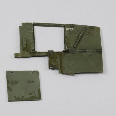 """Engine cover """"Universal Carrier"""" (1/35)"""