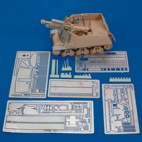 German 39 (H) 10,5 cm - Part 1 (1/35)