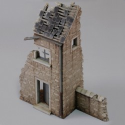 "House ruin ""Ardenne"" (1/48scale)"