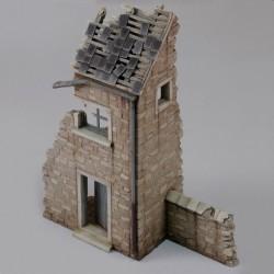 """House ruin """"Ardenne"""" (1/48)"""