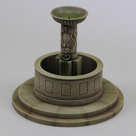Water fountain  (1/35 Scale)