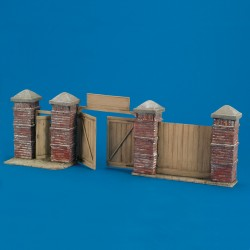 East European Wall Section (1/35)