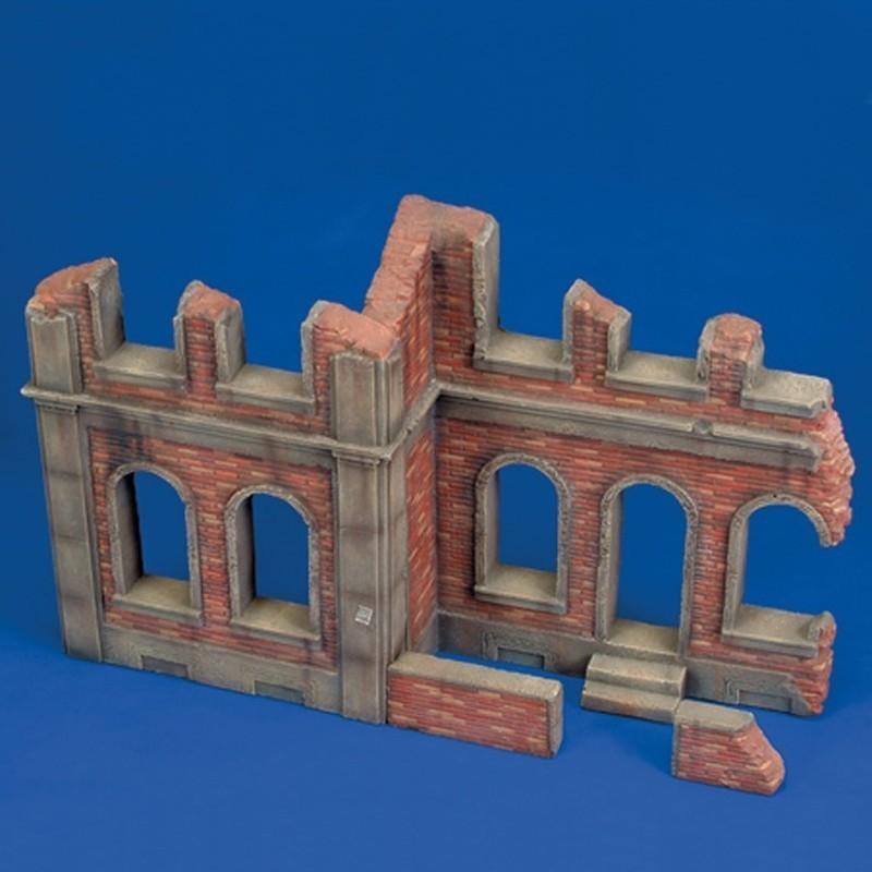 "House ruin ""Kursk"" (1/35 Scale)"