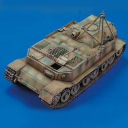 "Bergepanzer ""Ferdinand"" (for Italeri kit,1/35 scale)"