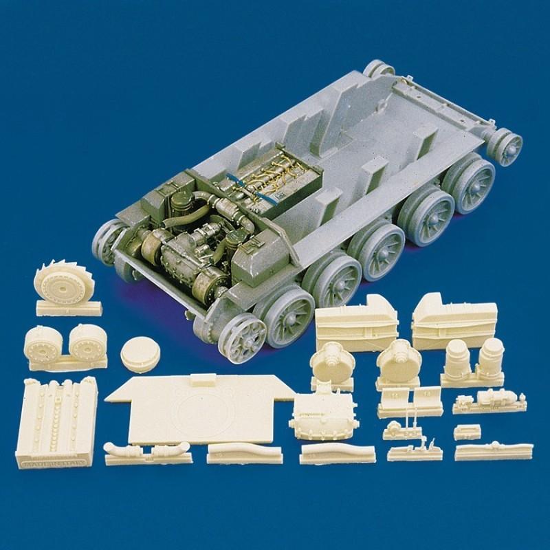 T 34-85 Mod. 1944 - Part 2 (1/35)