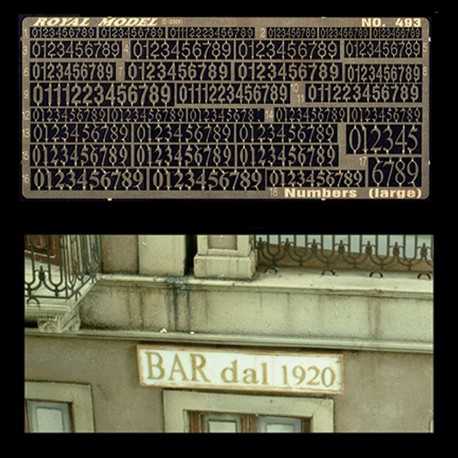 "Numbers ""large"""