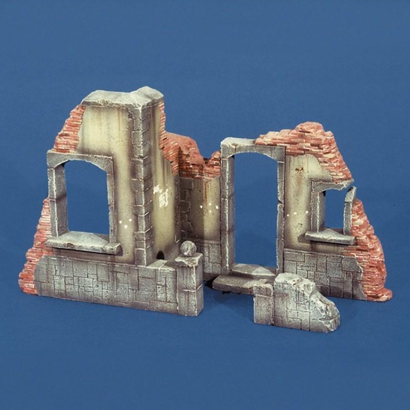 House ruin (Ardenne) (1/35 Scale)