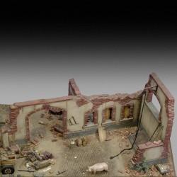 Farm ruin (1/35 Scale)