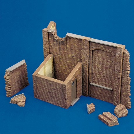 European storehouse ruin-Part 2 (1/35 Scale)