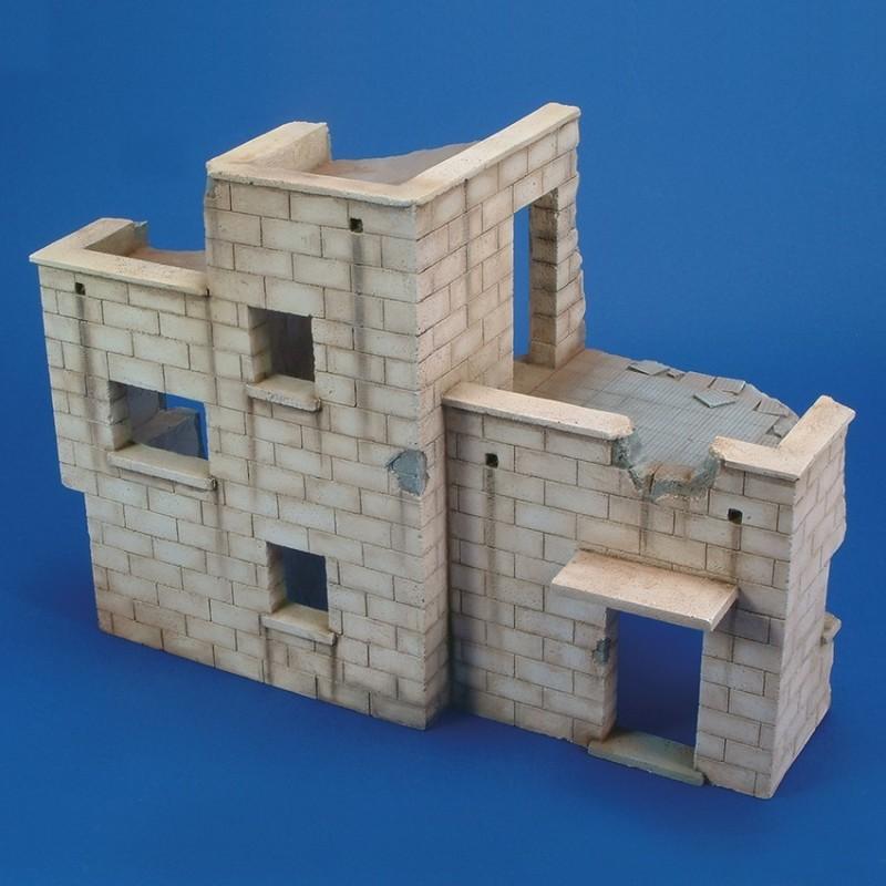 Israeli House Ruin (1/35 Scale)
