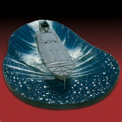 "Sea section and figure for ""MBT Barchino"" (1/35)"