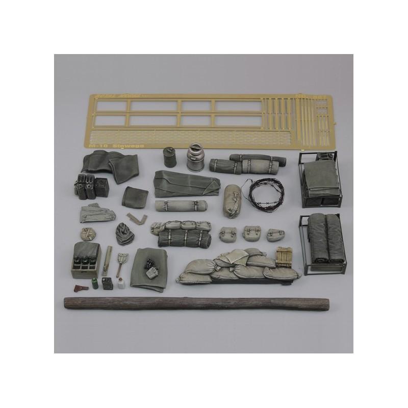 M-10 Stowage set (1/35)