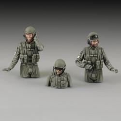 IDF tank crew (1/35)