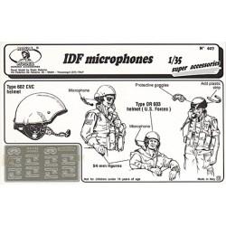 IDF Microphones (1/35)
