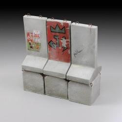 Concrete  separation wall elements (1/35)