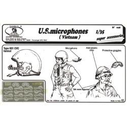 """U.S. Microphones """"Vietnam"""" (1/35)"""