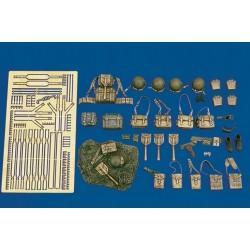 U.S. Army equipment - WWII (1/35)