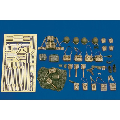 U.S. Army equipment - WWII (1/35)