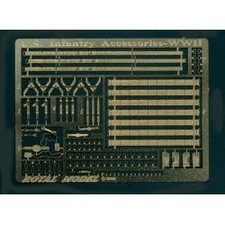 U.S. Infantry Accessories - WWII (1/35)