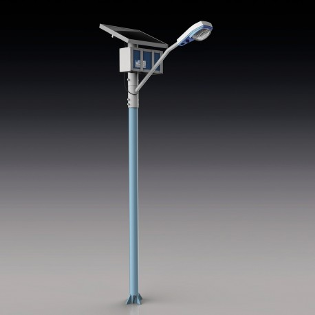 Solar powered street light (1/35)