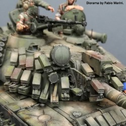 Explosive Reactive Armour - no. 2 (1/72 scale)