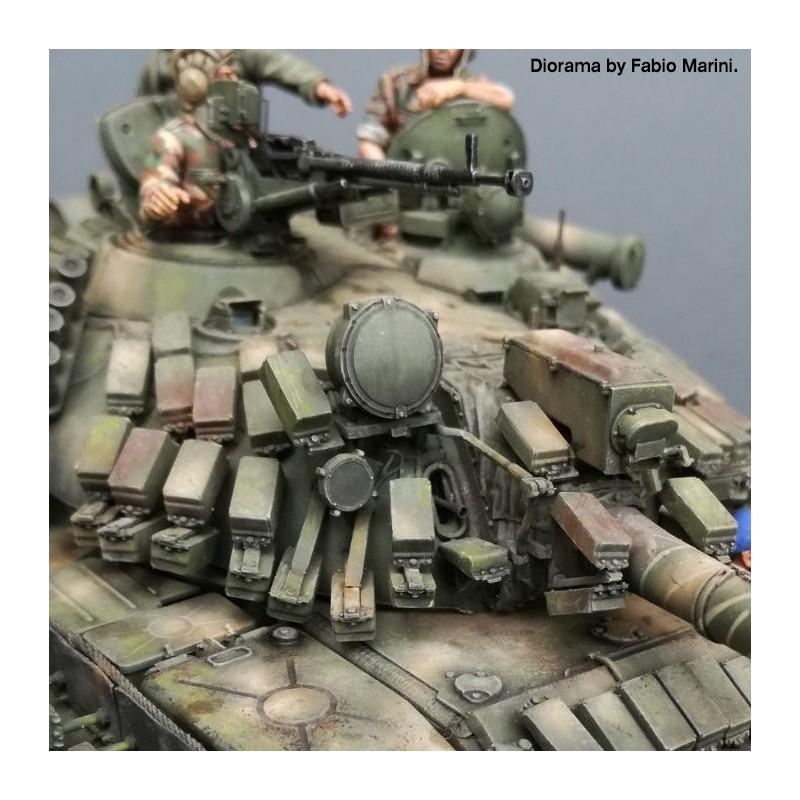 Explosive Reactive Armour - no. 2 (1/72 scale)