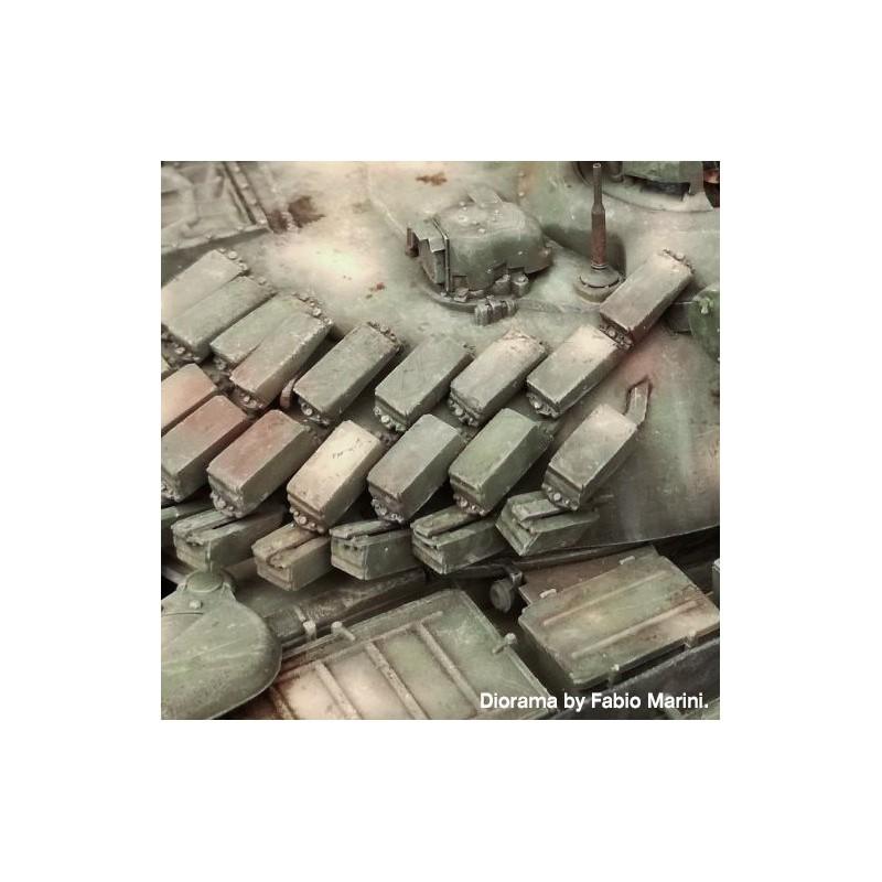 Explosive Reactive Armour - no. 2 (1/35 scale)