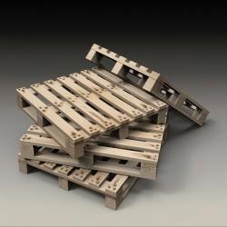 Wooden pallets (1/35)