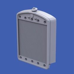 Lancia 3RO radiator (1/35)