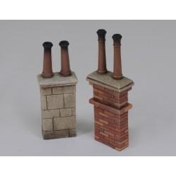 Chimneys no. 2 (1/35)