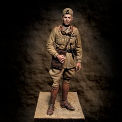 Italian Officer Libia 1940 (1/35 scale)