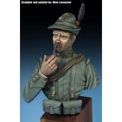 Tenente degli Alpini 1915/18 (1/10 Scale)