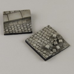 Assorted bases (1/35 scale)