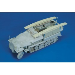 Sd.Kfz. 251/7 Ausf. C part 1 (for Dragon kit, 1/35 scale)