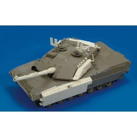 "MBT Ariete  ""M. A. Babilonia"" Early Version (1/35 scale)"