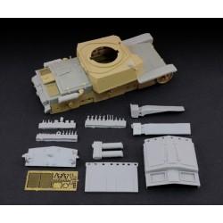 """Conversion kit M13/40 """"final production"""" (1/35)"""