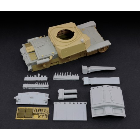 "Conversion kit M13/40 ""final production"" (1/35 scale)"