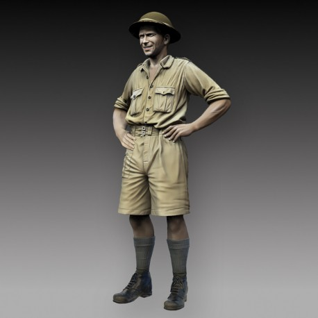 British Tommy  (1/72 scale)