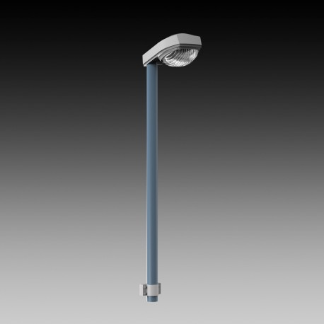 Modern outdoor street light  (1/35 scale)
