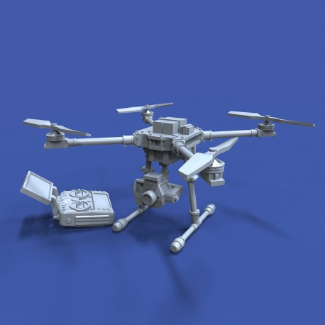 Drones (1/35 scale)