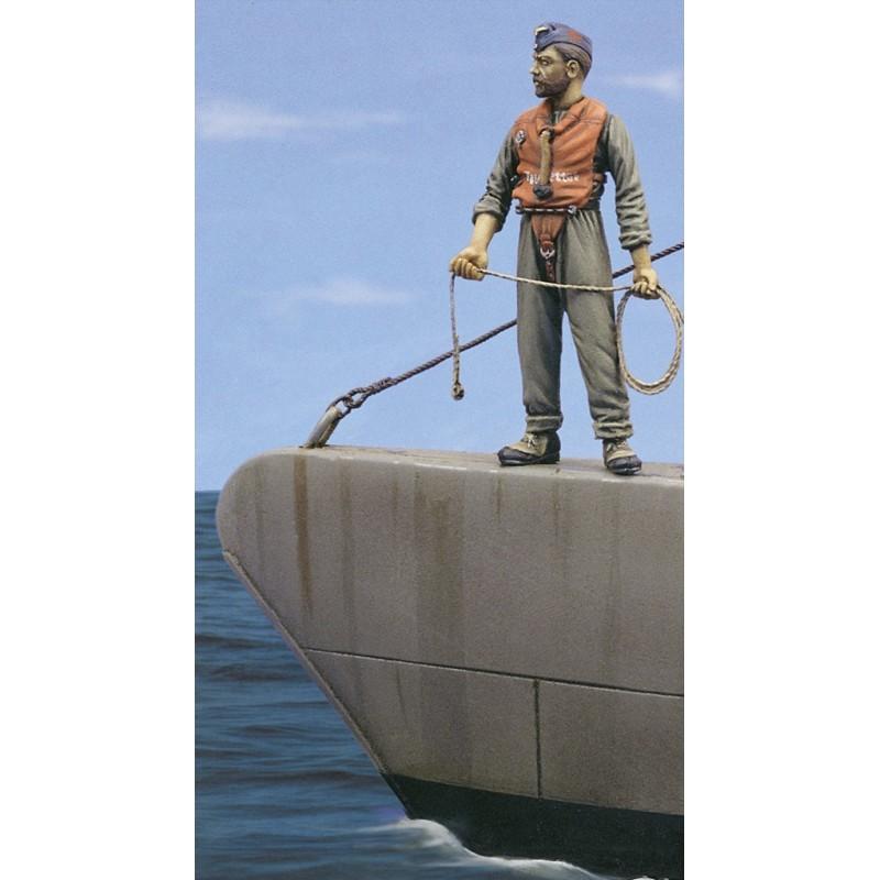 U-81 Seaman '42 (1/35)