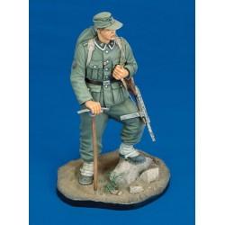 """German Alpine """"Yugoslavia 1943"""" (1/16)"""