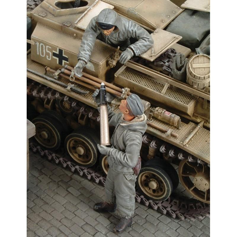 "Stug III Crew German  ""Russia 1943"" (1/35)"