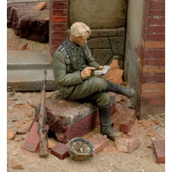 German infantry - WWII (1/35)