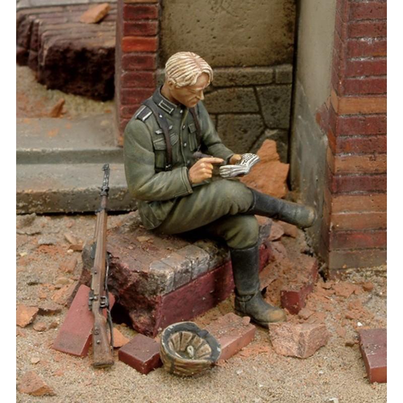 German infantry - WWII (1/35)