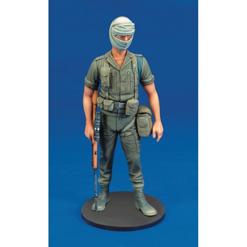 """Legionary """"Etranger, Tchad 1990"""" (1/35)"""