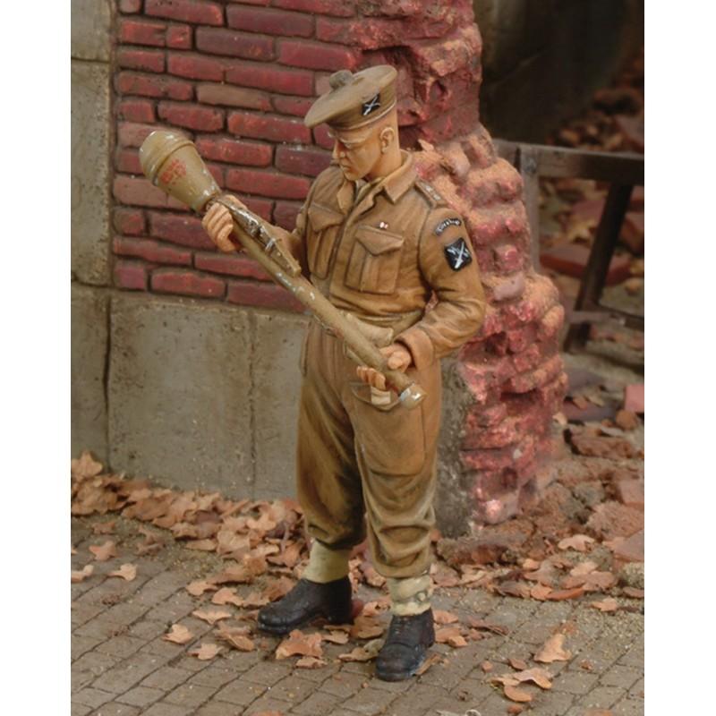 Brittish Marine Commando - WWII (1/35)