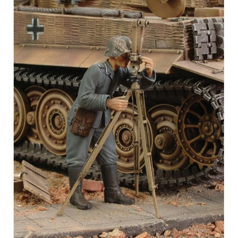 """Leutnant Artillerie, Regiment 6 """"Vitebsk '43"""" (1/35)"""
