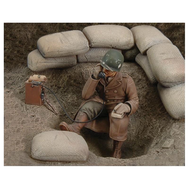 PFC 501 st Parachute inf. Regt. - WWII (1/35)